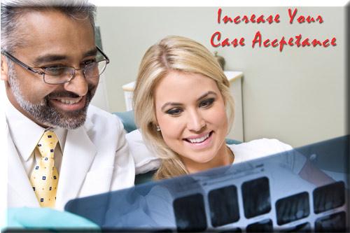 dental case acceptance